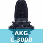 AKG C 3000 Test