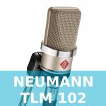 Neumann TLM 102 Test