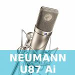 Neumann U87 Ai Test
