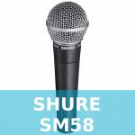 Shure SM58 Test