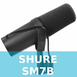 Shure SM7B Test