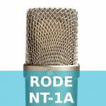 Rode NT-1A Test